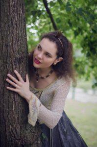 Promofotografie k muzikálu Kouzelná zahrada
