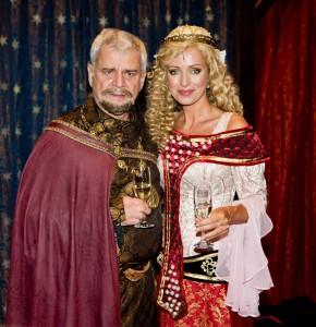 Petr Štěpánek a Kateřina Brožová připili na minimálně dalších 10 let muzikálu