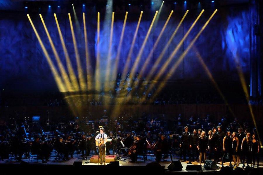 Na Oliviers in Concert zazpívaly největší muzikálové hvězdy