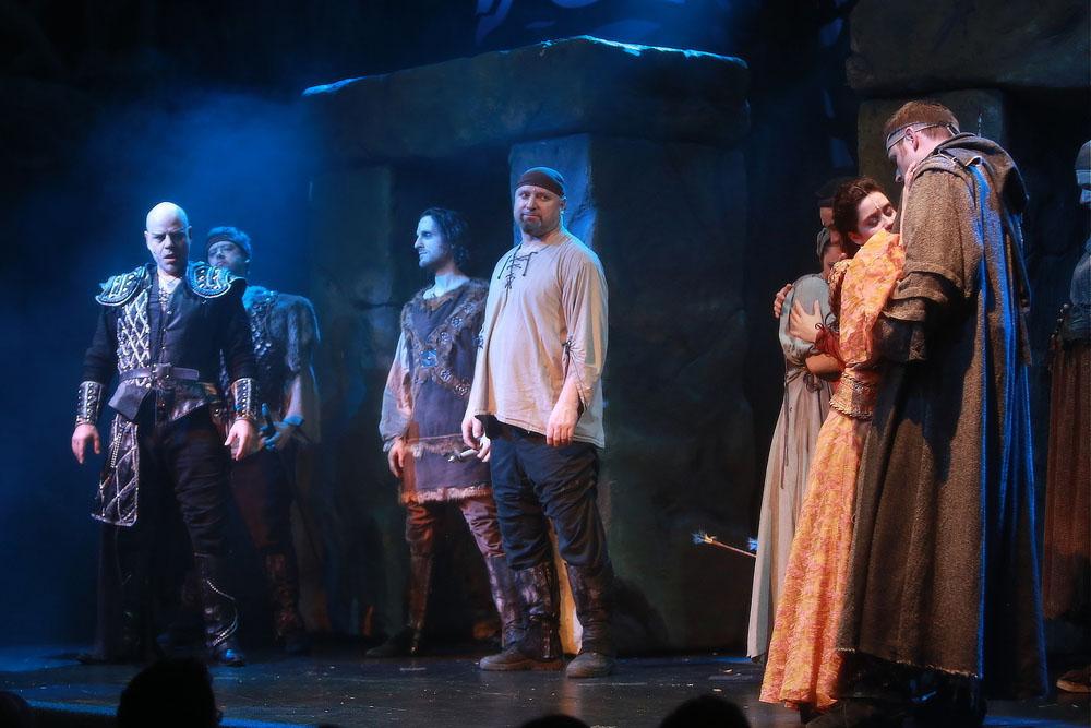 Robin Hood v Divadle Kalich