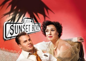 Tomáš Savka a Hana Fialová v hlavních rolích muzikálu Sunset Boulevard naprosto září.