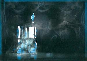 LUCIE, větší než malé množství lásky muzikál Hudební divadlo Karlín