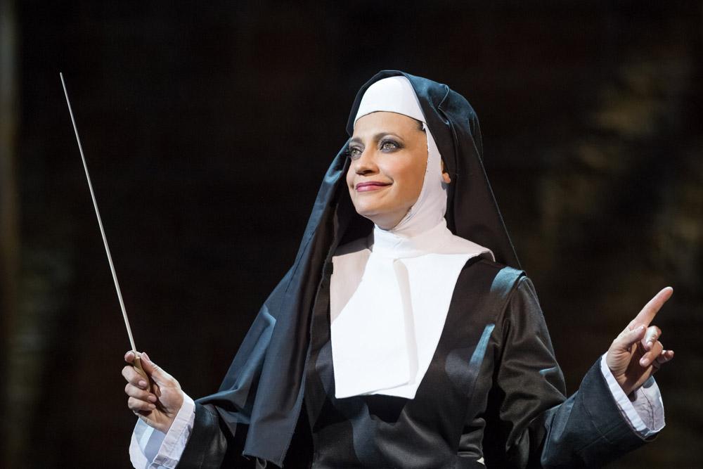 Lucie Bílá je hlavní hvězdou muzikálu