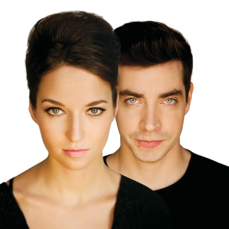 Berenika Kohoutová a Ivan Lupták (Foto Lenka Hatašová)