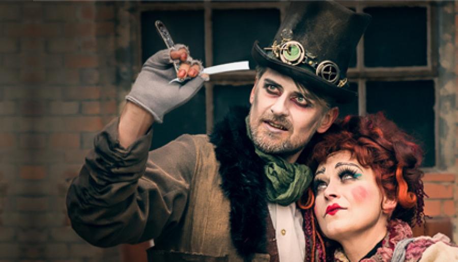 Sweeney Todd - Ďábelský lazebník z Fleet Street