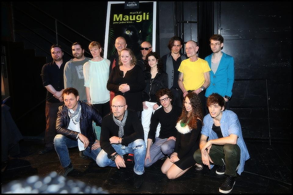 """Tvůrci představili nový, umělecky ambiciózní, muzikál """"Mauglí"""""""