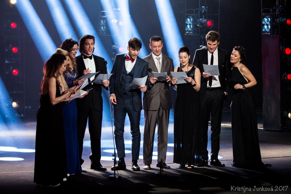 Ceny Thálie 2016 – Výsledky kategorie Opereta-muzikál