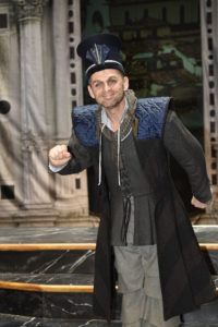 Tomáš Trapl jako Dragonetti