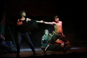 Takže pohotově nahodím navlhlej zrak... (Roman Tomeš a Per Šudoma) Touha Divadlo Kalich