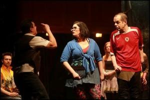 Nech to-ho! (Roman Pomejbo, Lindsay Taylor a Martin Pešek) Touha Divadlo Kalich