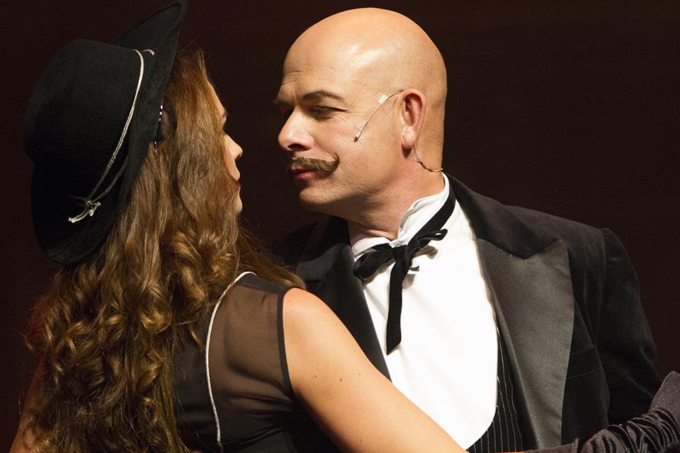 Ivana Vaňková a Viktor Skála