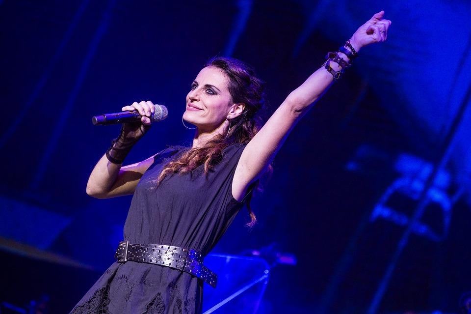 Markéta Procházková - koncertní provedení české verze muzikálu We Will Rock You - Soundtrack Poděbrady (Foto: Kristýna Junková)
