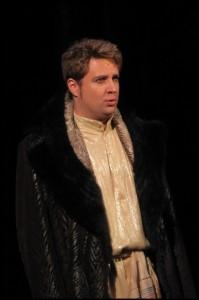 Famózní tenor Zsolt Vadász