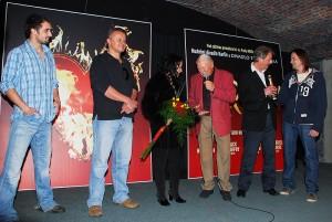 Peter Strenáčik, Egon Kulhánek, Lucie Bílá, Karel Fiala, Adam Novák, Pavel Polák