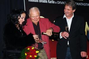Lucie Bílá, Karel Fiala, Adam Novák