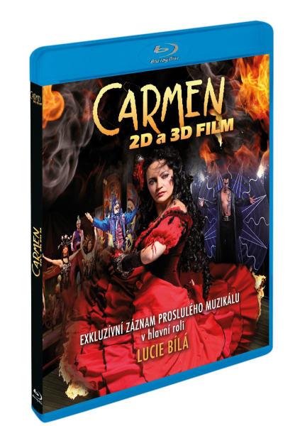 """""""Carmen 3D"""" – recenze Blu-ray (+ soutěž o DVD)"""