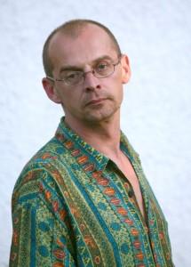 Tomáš Trapl v civilu