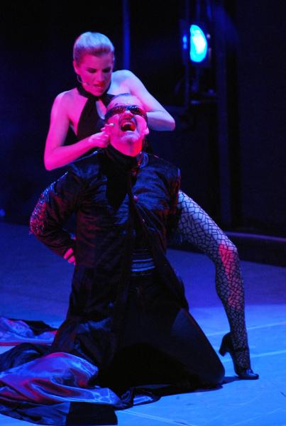 """""""Nikita"""" předvedla show, """"Šachmat"""" vážné taneční představení"""