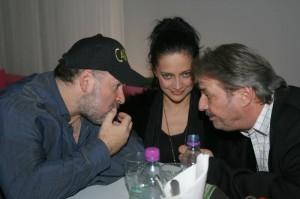 Frank Wildhorn, Lucie Bílá a Adam Novák