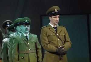 Ondřej Sokol jako Juan Perón