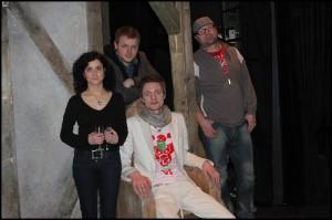Ondřej Ruml s kolegy obsadili křeslo z Krysaře