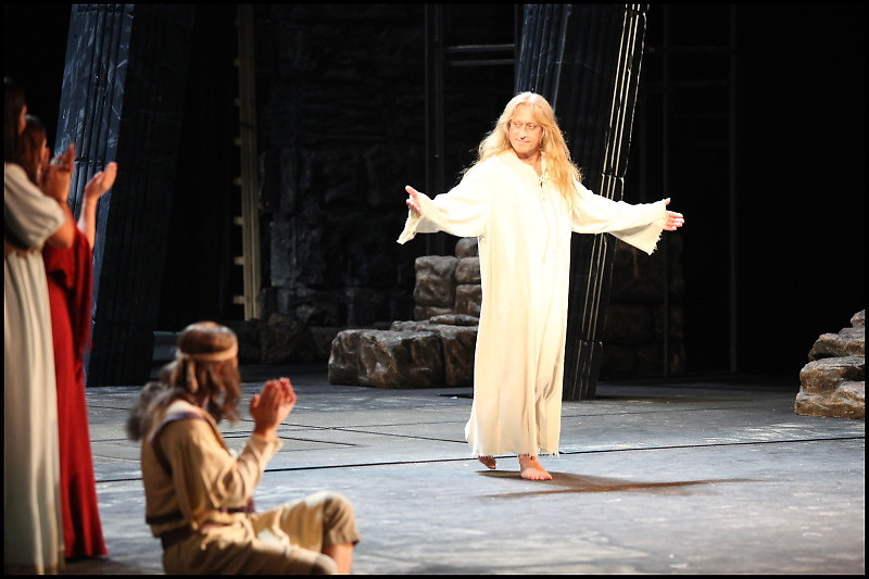 """""""Jesus Christ Superstar"""" – A vzhůru do další stovky…"""