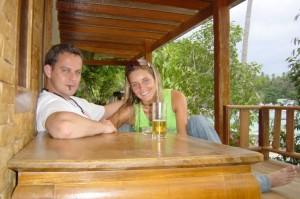 Jarmila Tabačková se svým partnerem Filipem Renčem