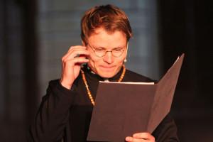 Lukáš Janota jako Gregor Mendel