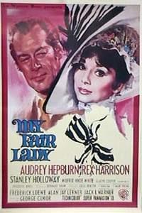 My Fair Lady - filmový poster