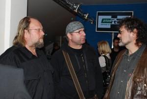 Lešek Semelka, Jiří Zonyga a Petr Dopita