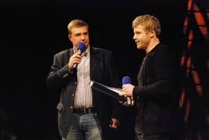Milan Ječmínek a Zbyněk Fric