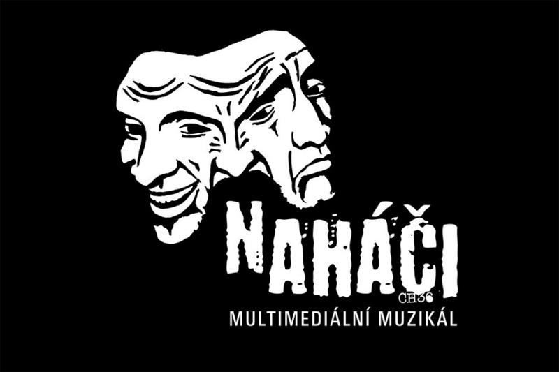 """Multimediální muzikál """"Naháči"""" Slávka Boury míří do GoJi, zapojte se i Vy!"""
