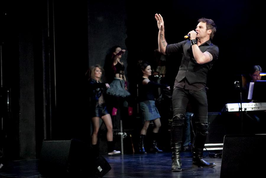 """Vídní otřásly famózní koncerty """"Jesus Christ Superstar"""" (exkluzivní reportáž)"""