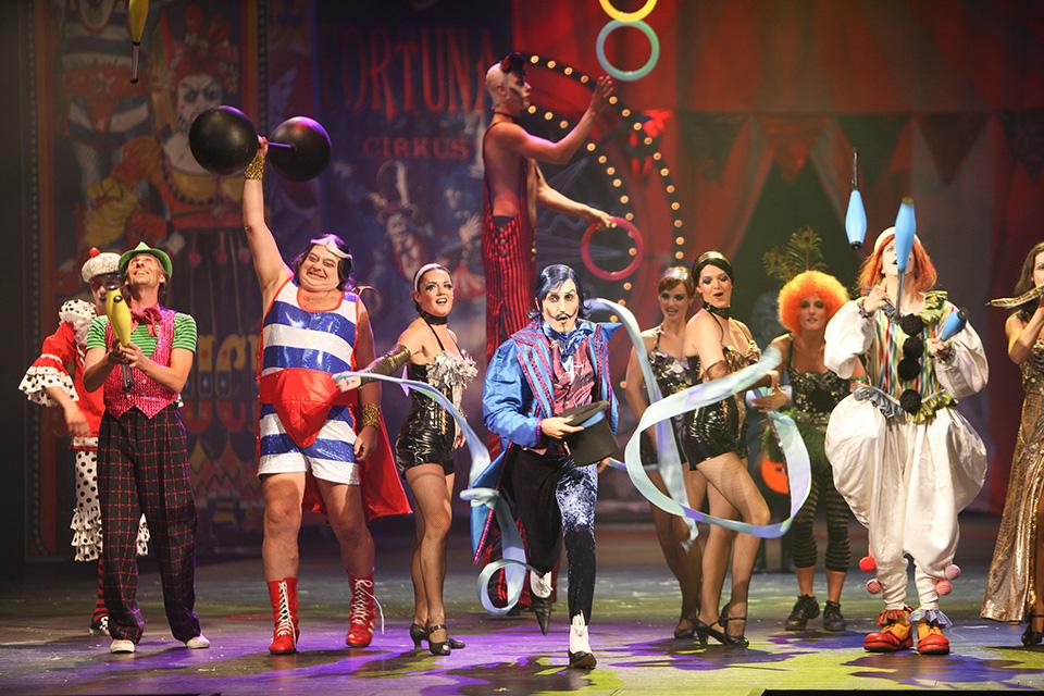 Muzikál Carmen se vrací s podtitulem: Zpět v původním obsazení!