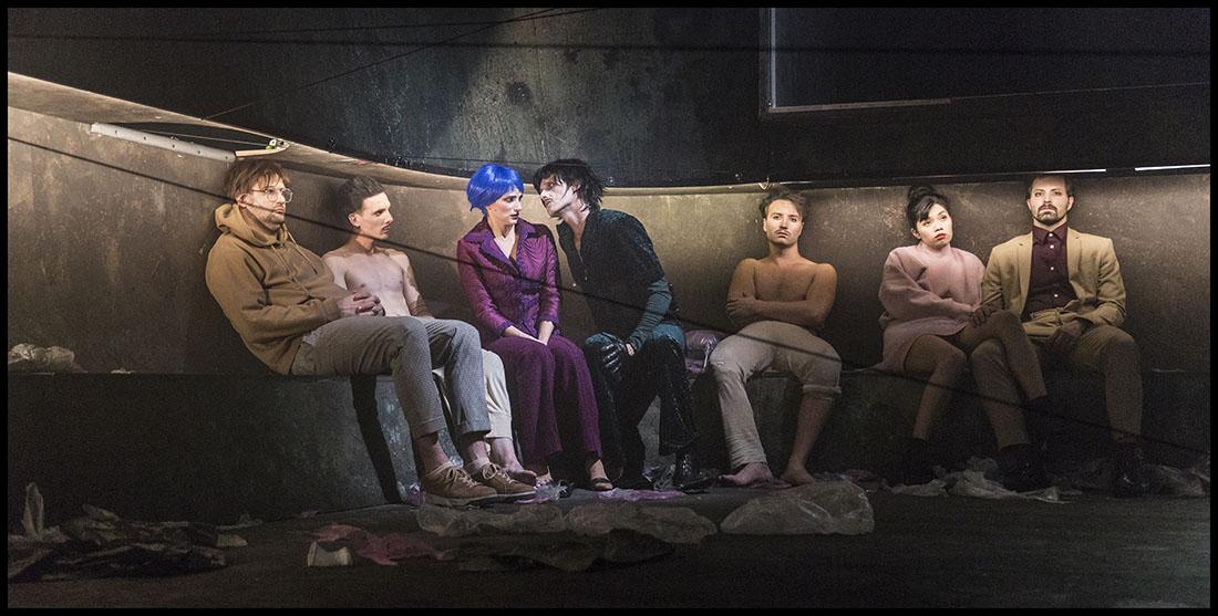 Muzikál Lazarus Divadlo Komedie Městská divadla pražská