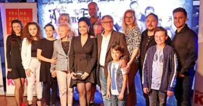 The Addams Family se vrací do Hudebního divadla Karlín. Se třemi nováčky