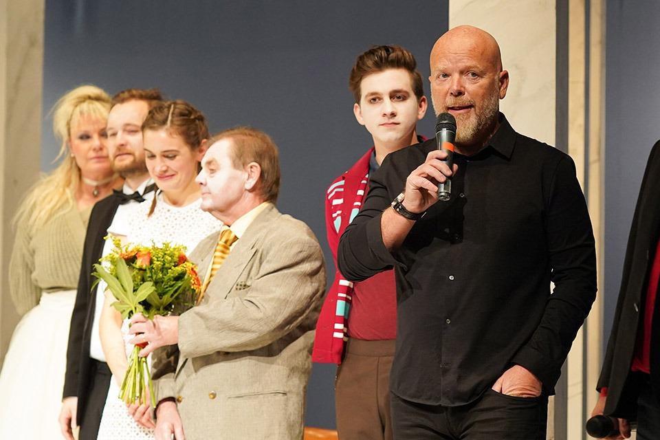Michal Kocourek, producent a majitel Divadla Kalich