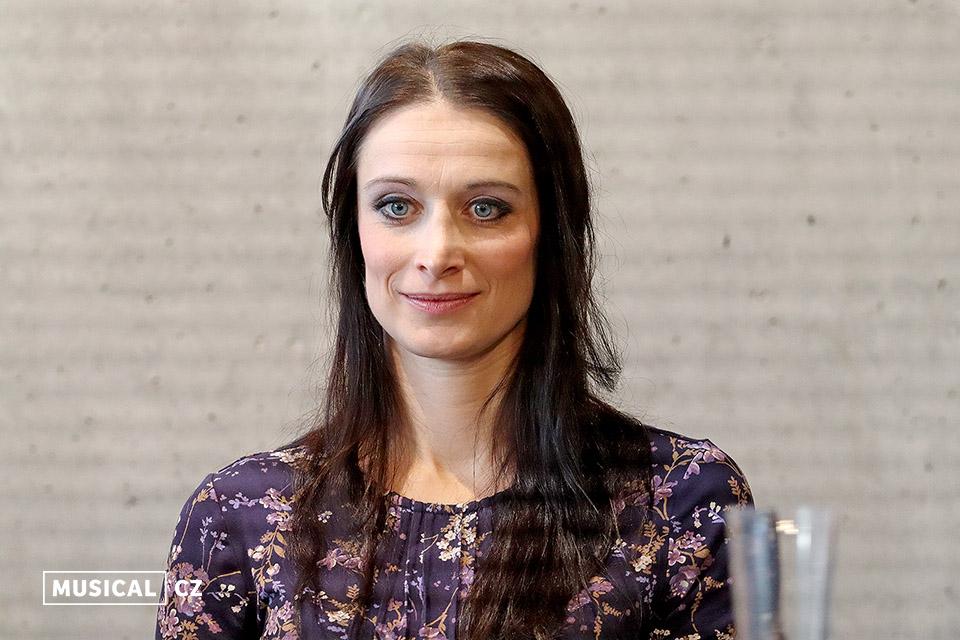 Soňa Hanzlíčková Borková Muzikál Elisabeth DJKT Plzeň