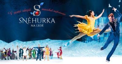 Muzikál Sněhurka na ledě s Tomášem Vernerem v hlavní roli míří do pražské O2 areny
