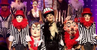 Velkolepá Czech Cabaret Show oslavila premiéru
