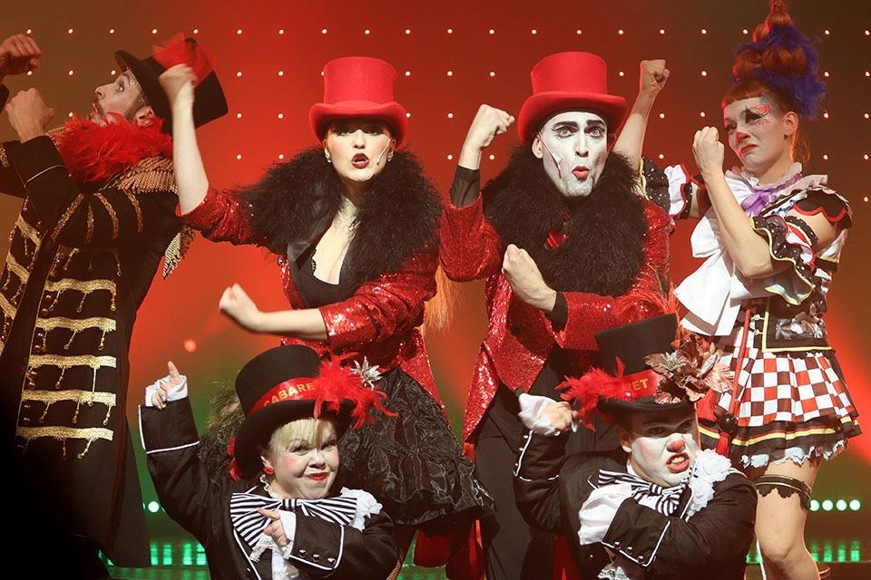 Czech Cabaret Show