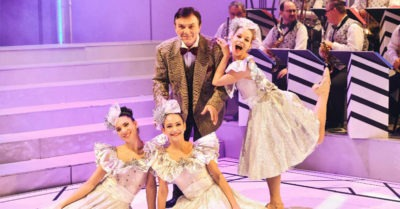Muzikál ZASNĚŽENÁ ROMANCE míří do Divadla Broadway
