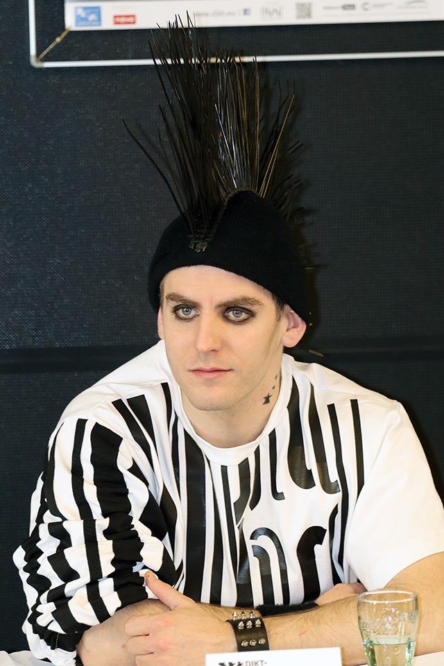 Lukáš Ondruš Green Day American Idiot DJKT Plzeň