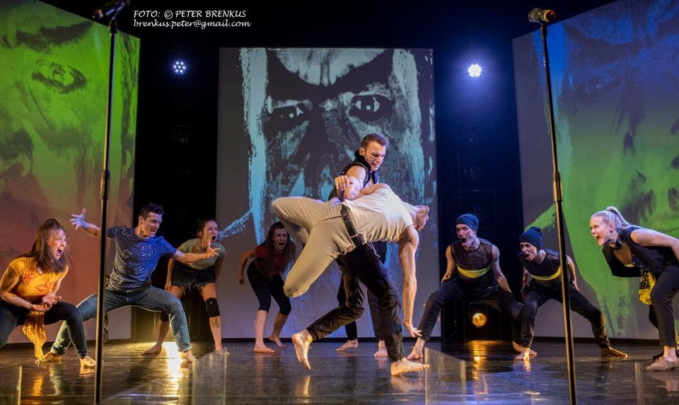 Romea a Julia Slovenske divadla tanca Divadlo Kalich