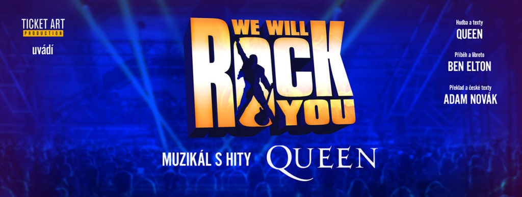 We Will Rock You muzikal