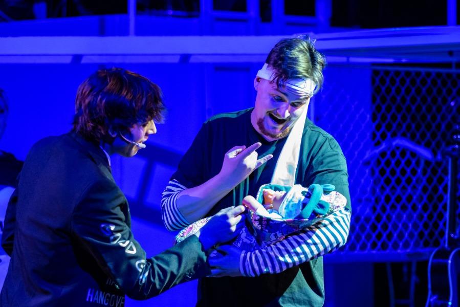 Pavel Klimenda, Adam Rezner Green Day American Idiot muzikál DJKT Plzeň