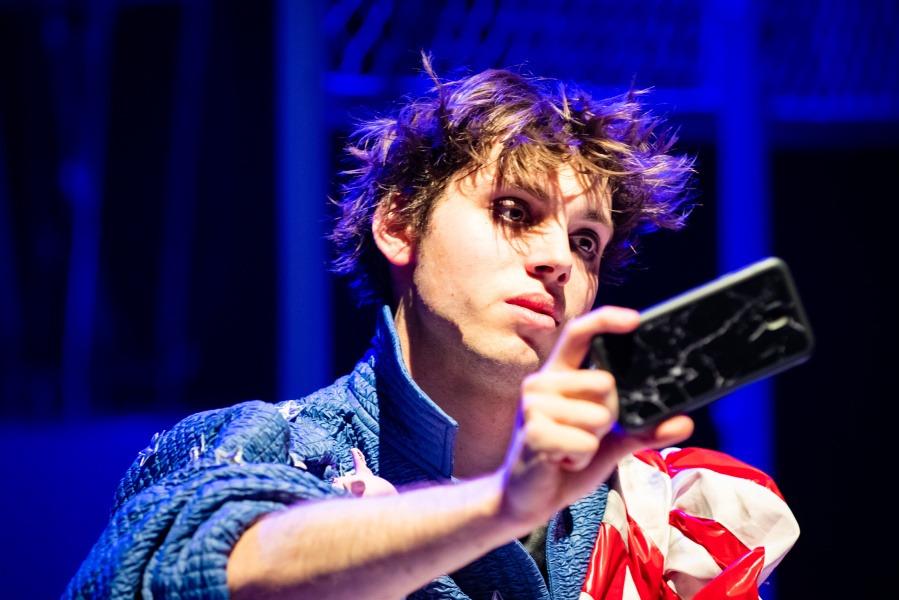 Pavel Klimenda Green Day American Idiot muzikál DJKT Plzeň