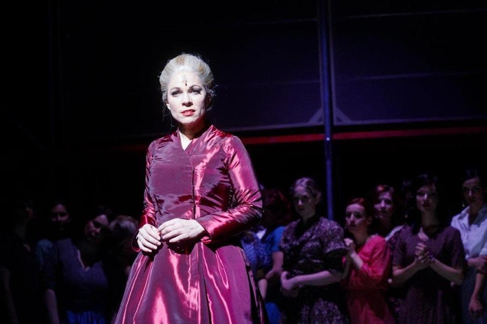 Michaela Nosková jako Evita