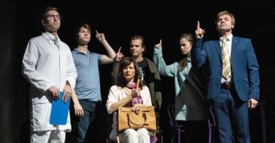 Muzikál NE/NORMÁLNÍ oznamuje posledních 5 představení