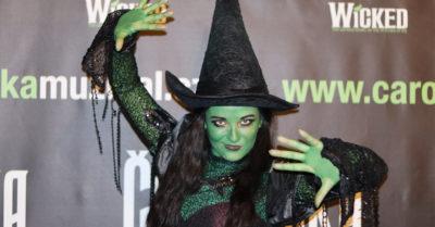 Muzikál ČARODĚJKA (Wicked) bude i na podzim